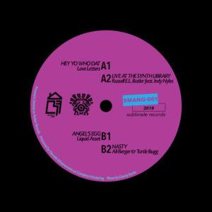 "Various Smang 001 Sublimate Records 12"" Vinyl"