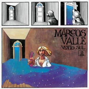 Marcos Valle Vento Sul Light In The Attic 180g, LP, Reissue Vinyl