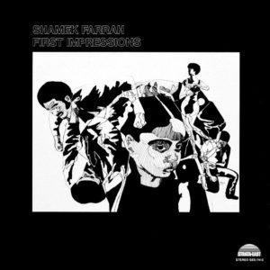 Shamek Farrah First Impressions Superfly Records LP, Reissue Vinyl