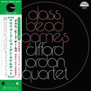 Clifford Jordan Quartet Glass Bead Games Superfly Records 2xLP, Reissue Vinyl
