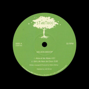 "Nelson Bishop START003 Startree 12"" Vinyl"
