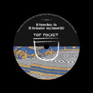 "Various Top Pocket 001 Top Pocket 12"" Vinyl"