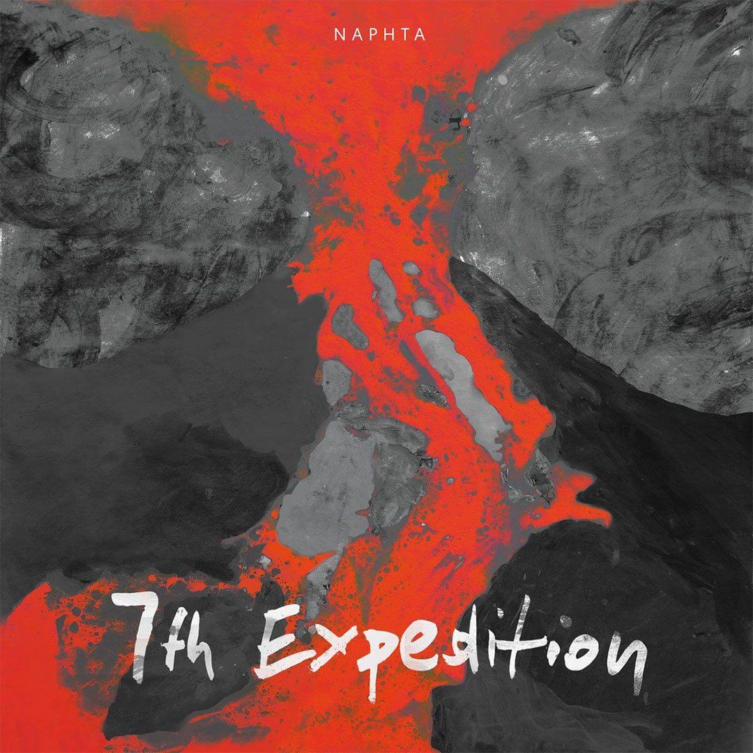 Naphta 7th Expedition Transatlantyk LP Vinyl