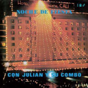 Julian Y Su Combo Noche De Fiesta Vampi Soul LP, Reissue Vinyl