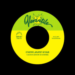 "Etienne Jaumet In Dub, Pt. 2 Versatile 7"" Vinyl"