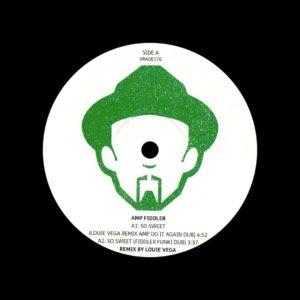 """Louie Vega ADE Sampler #4 Vega Records 12"""" Vinyl"""