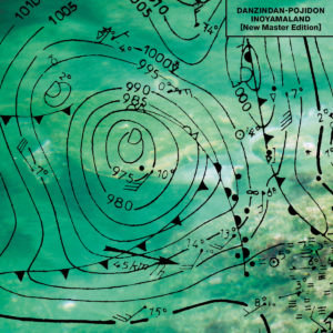 Inoyamaland Danzindan-Pojidon WRWTFWW LP, Reissue Vinyl