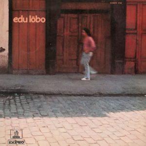 Edu Lobo Edu Lôbo Odeon Gatefold, LP Vinyl