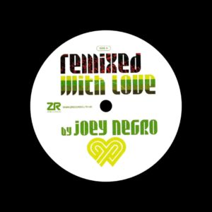 "Joey Negro Remixed With Love: 2019 Z Records 12"" Vinyl"