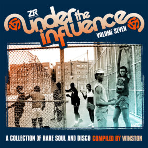 Winston Under The Influence, Vol. 7 Z Records 2xLP, Compilation Vinyl