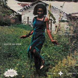 "Jeannette Ndiaye Makom Ma Bobe Kalita Records 12"" Vinyl"