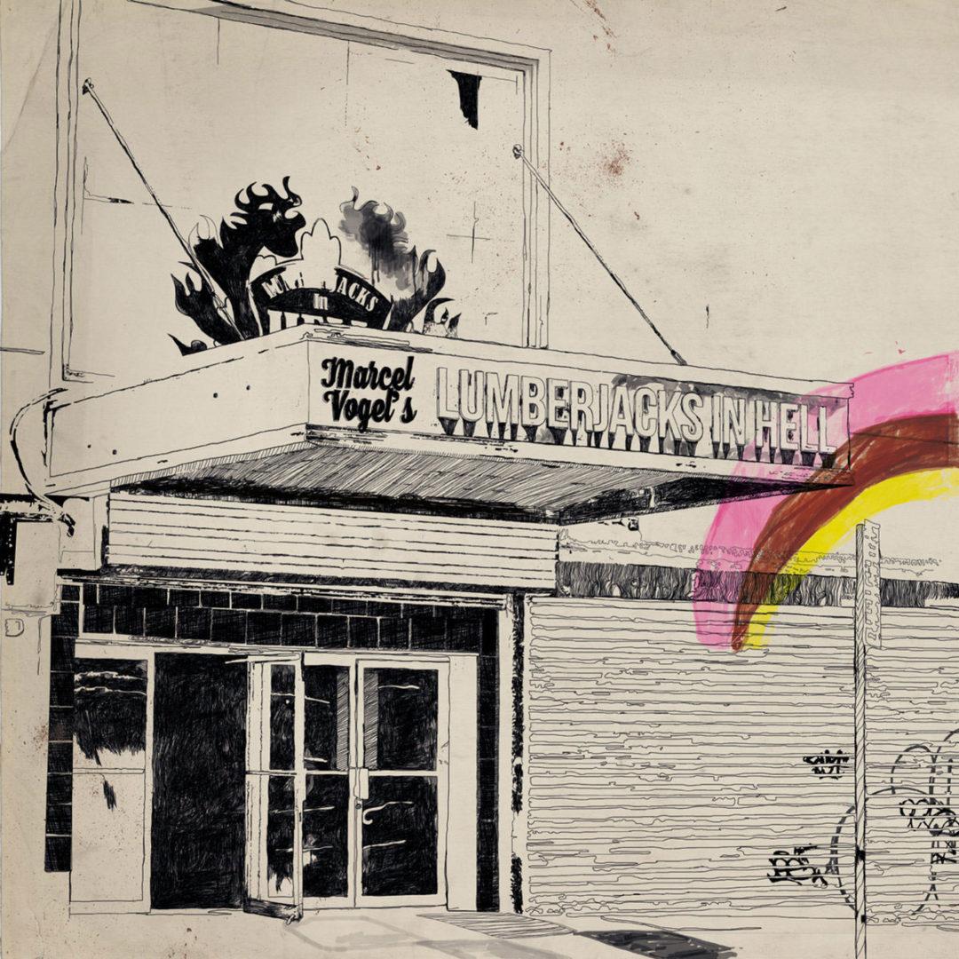 "Marcel Vogel Lumberjacks In Hell BBE 2x12"", Compilation Vinyl"