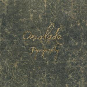 Osunlade Pyrography BBE, Yoruba Records 2xLP, Book Vinyl