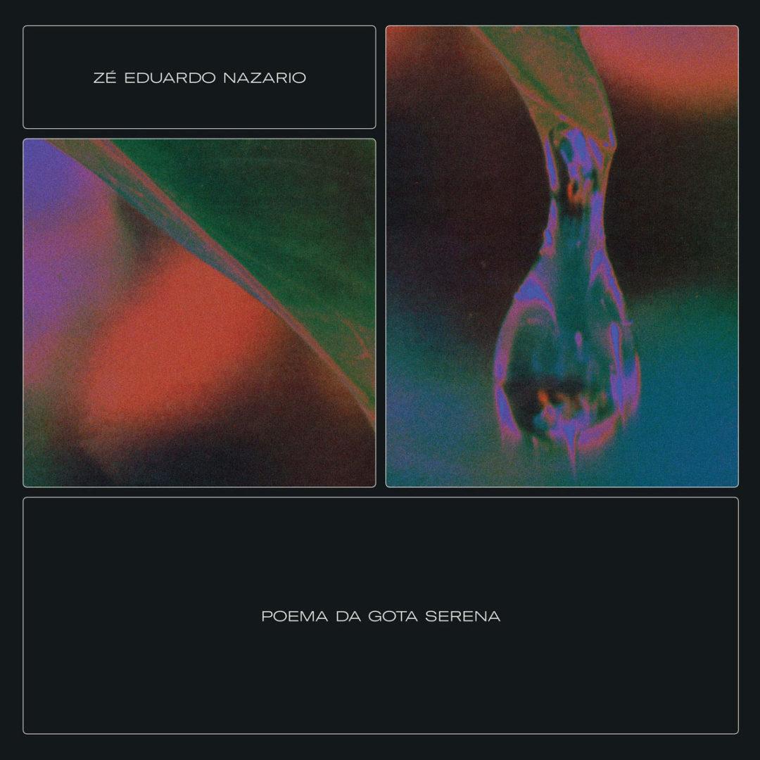 Zé Eduardo Nazario Poema Da Gota Serena Lugar Alto LP, Reissue Vinyl
