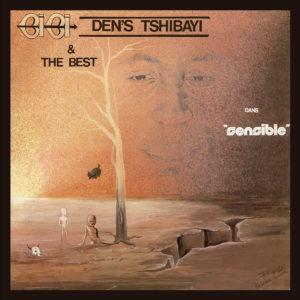 Bibi Den's Tshibayi Sensible Pharaway Sounds LP, Reissue Vinyl