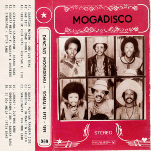 Various Mogadisco – Dancing Mogadishu Analog Africa 2xLP, Compilation Vinyl