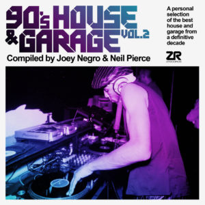 "Various 90's House & Garage, Vol. 2 Z Records 2x12"", Compilation Vinyl"