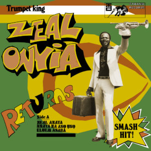 Zeal Onyia Trumpet King Returns BBE LP Vinyl