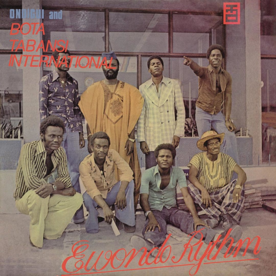 Ondigui and Bota Tabanisi International Ewondo Rythm BBE LP, Reissue Vinyl