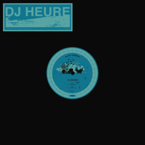 "DJ Heure Gradients All My Thoughts 12"" Vinyl"