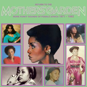 Various Return To Mothers' Garden Africa Seven Compilation, LP Vinyl