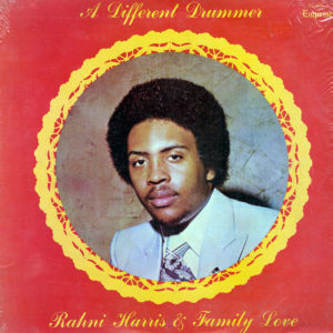 Rahni Harris & Family Love A Different Drummer Emprise Original Vinyl