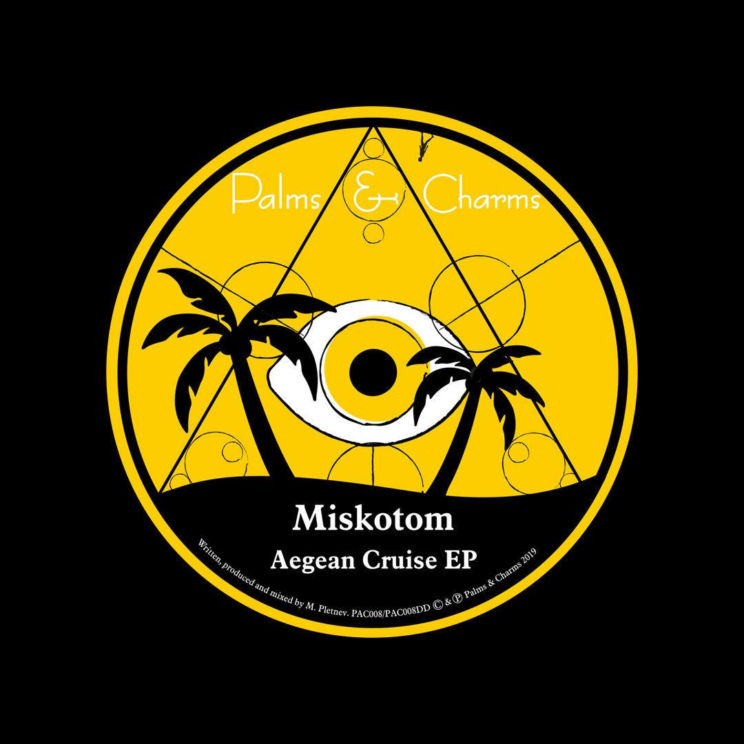 "Miskotom Aegean Cruise Palms & Charms 12"" Vinyl"