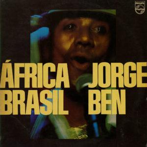 Jorge Ben África Brasil Philips LP Vinyl