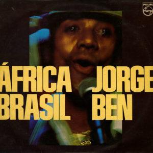 Jorge Ben África Brasil Som Livre LP Vinyl