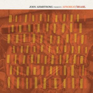 John Armstrong Afrobeat/Brasil BBE 2xLP, Compilation Vinyl