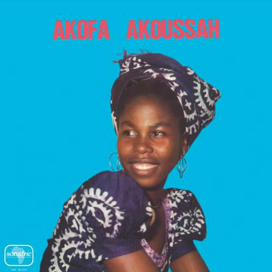 Akofa Akoussah Akofa Akoussah Mr Bongo LP, Reissue Vinyl
