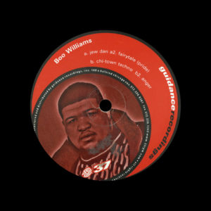 "Boo Williams A Little Something For You Guidance Recordings 12"" Vinyl"