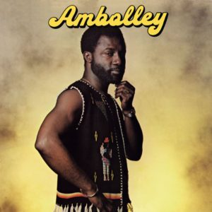Gyedu-Blay Ambolley Ambolley Mr Bongo LP, Reissue Vinyl