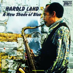 Harold Land A New Shade Of Blue Wewantsounds LP, Reissue Vinyl
