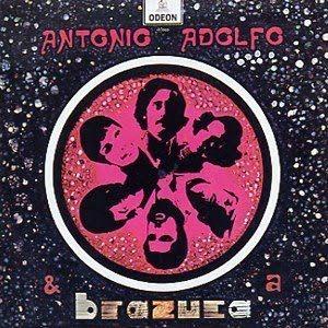 Antonio Adolfo Antonio Adolfo & A Brazuca Odeon LP Vinyl