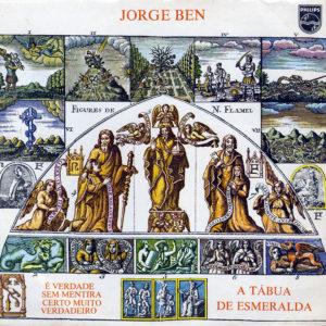 Jorge Ben A Tábua De Esmeralda Philips LP Vinyl