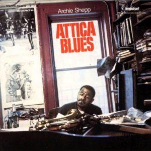 "Archie Shepp Attica Blues Mr Bongo 7"", Reissue Vinyl"