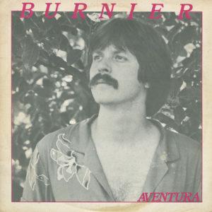 Octavio Burnier Aventura Artsom LP Vinyl