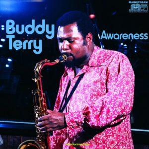 Buddy Terry Awareness Wewantsounds LP, Reissue Vinyl