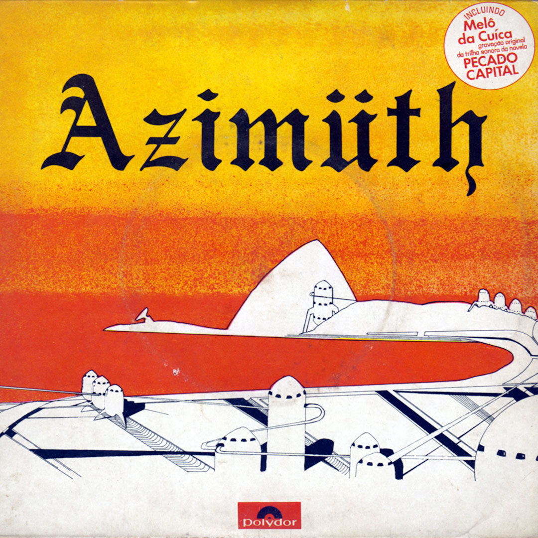 Azymuth Azimüth Polydor Original Vinyl
