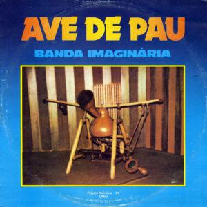 Banda Imaginária Ave De Pau UFRN Original Vinyl