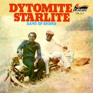 Dytomite Starlite Band Of Ghana BBE LP, Reissue Vinyl