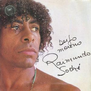 Raimundo Sodré Beijo Moreno Polydor LP Vinyl