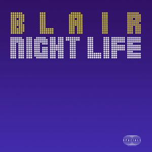 "Blair Nightlife / Virgo Princess Spaziale Recordings 12"", Reissue Vinyl"