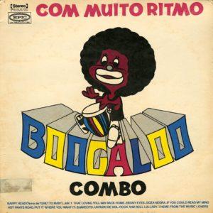 Boogaloo Combo Com Muito Ritmo Epic LP Vinyl