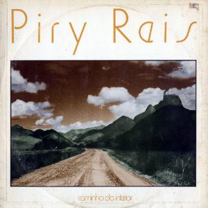 Piry Reis Caminho Do Interior Carmo Original Vinyl