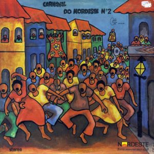 Ademir Araújo E Sua Orquestra Carnaval Do Nordeste Nº 2 Mocambo LP Vinyl