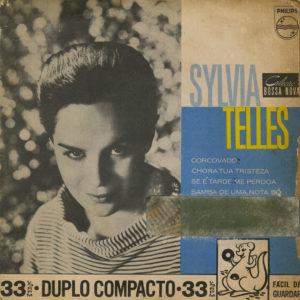 "Sylvia Telles Coleção Bossa Nova Philips 7"" Vinyl"