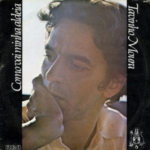 Tavinho Moura Como Vai Minha Aldeia RCA Victor LP Vinyl