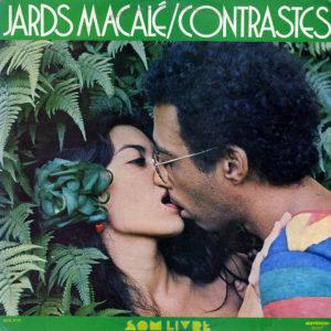 Jards Macalé Contrastes Som Livre Original Vinyl